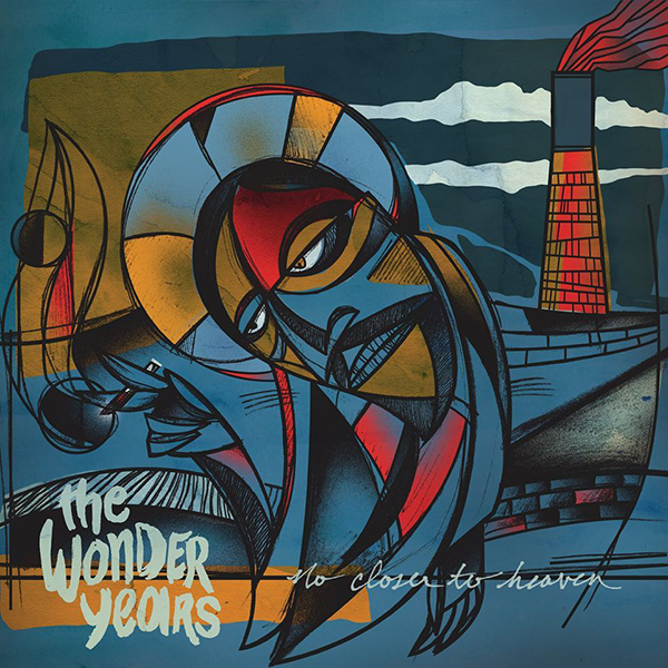 Wonder Years - No Closer to Heaven LP