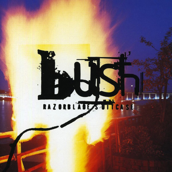 Bush - Razorblade Suitcase LP