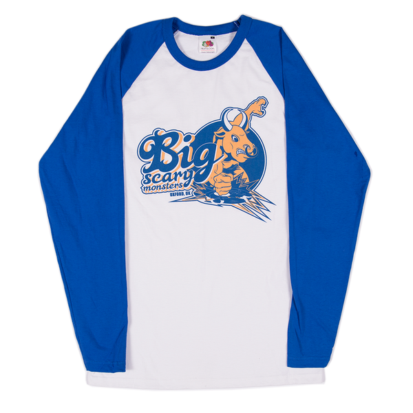 BSM Bull Baseball Shirt