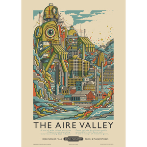 Aire Valley - Print