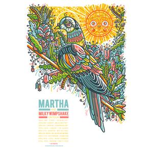 Martha & Milky Wimpshake - Print