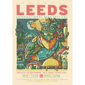Leeds Beer Fest 2015