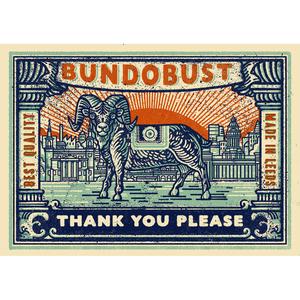 Bundobust Ram - Print