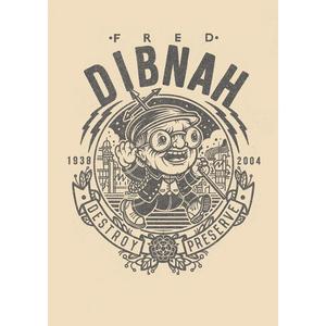Dibnah - Print