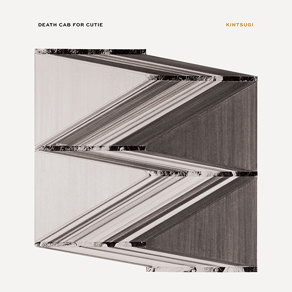 Death Cab For Cutie - Kintsugi 2xLP