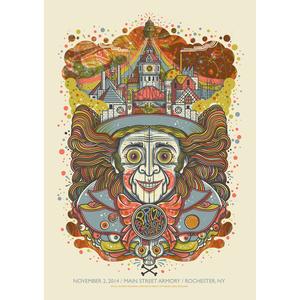 Primus Wonka Tour - Print