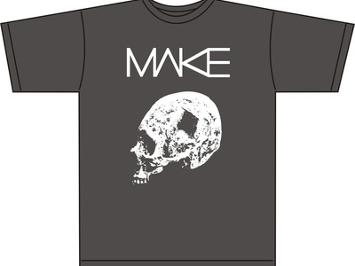 MAKE Trephine tee -SOLD OUT-