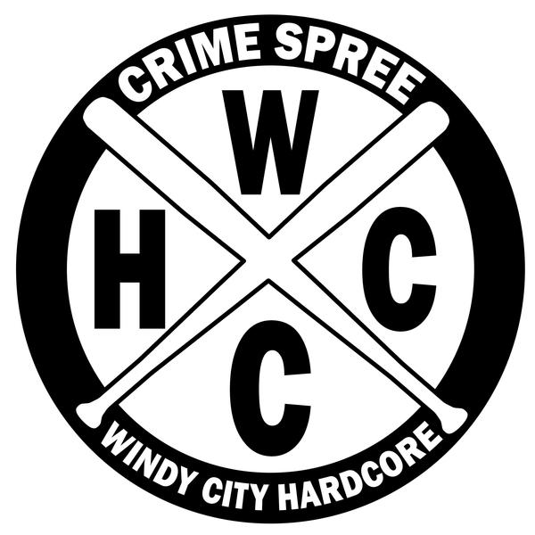 Crime Spree - S/T  DIGIPAK & LP