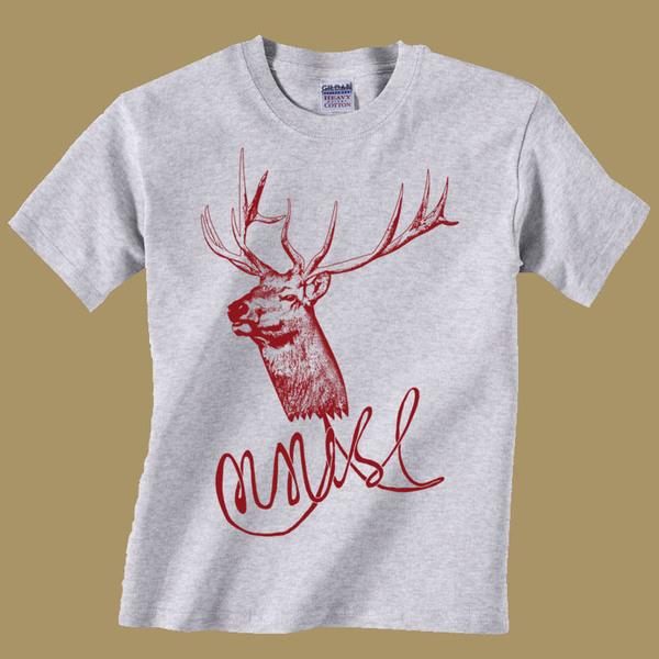 Meet Me In St Louis deer shirt