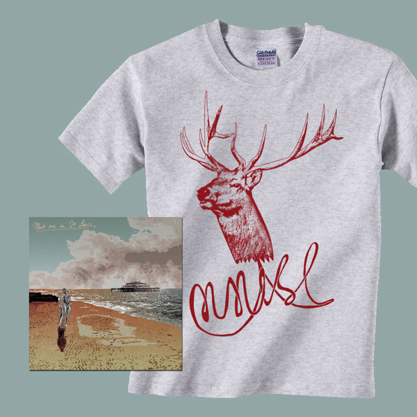 Meet Me In St Louis - MMVI – MMIX 2xLP and shirt bundle