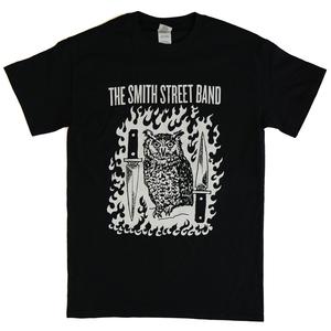 The Smith Street Band - Owl T-shirt, Sweatshirt, Ladies T-shirt
