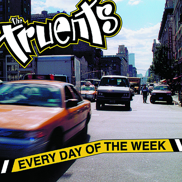 The Truents - Every Day Of the Week LP
