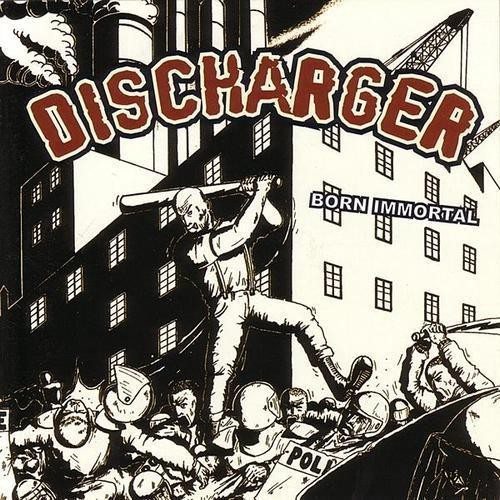 Discharger - Born Immortal LP