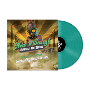 Oddworld: New 'n' Tasty - Official Game Soundtrack (Green Vinyl)