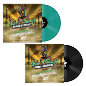 Oddworld: New 'n' Tasty - Vinyl Bundle (180g Green & Black)