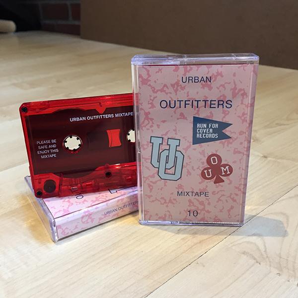 RFC x Urban Outfitters - Mixtape 10 Cassette Tape