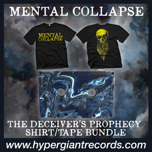 Mental Collapse Shirt and Tape Bundle