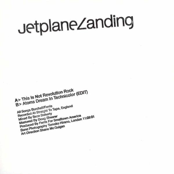 Jetplane Landing - This Is Not Revolution Rock