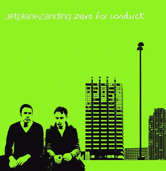 Jetplane Landing - Zero For Conduct (Japan Release)