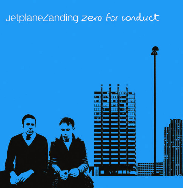 Jetplane Landing - Zero For Conduct plus Els Quatre Gats (Japan Release)