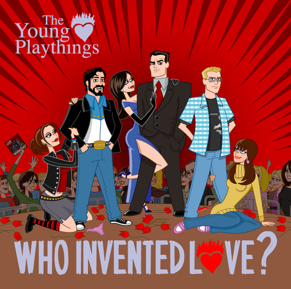 The Young Playthings - Who Invented Love?