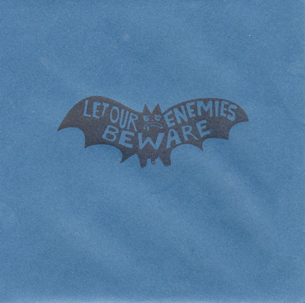 Let Our Enemies Beware - Pow! Right In The Kisser