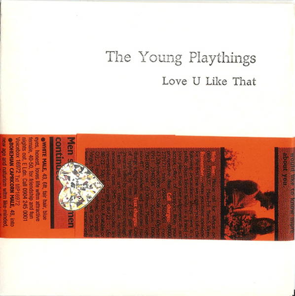 The Young Playthings - Love U Like That