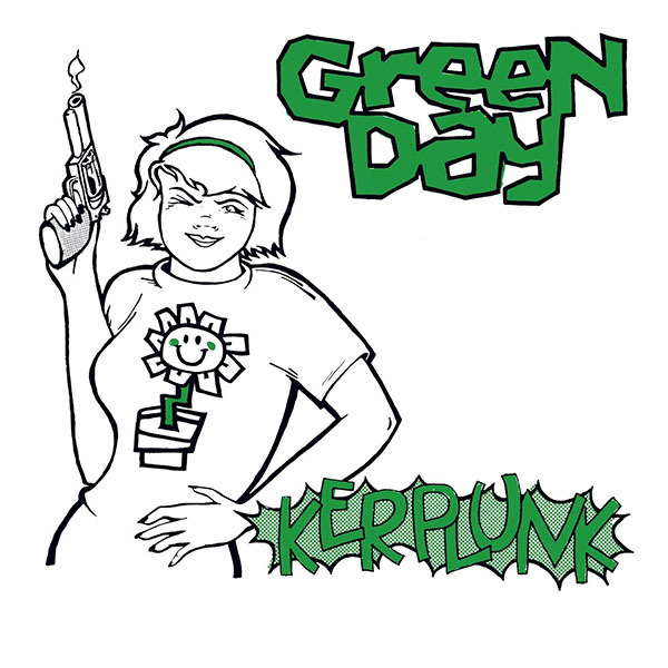Green Day - Kerplunk LP
