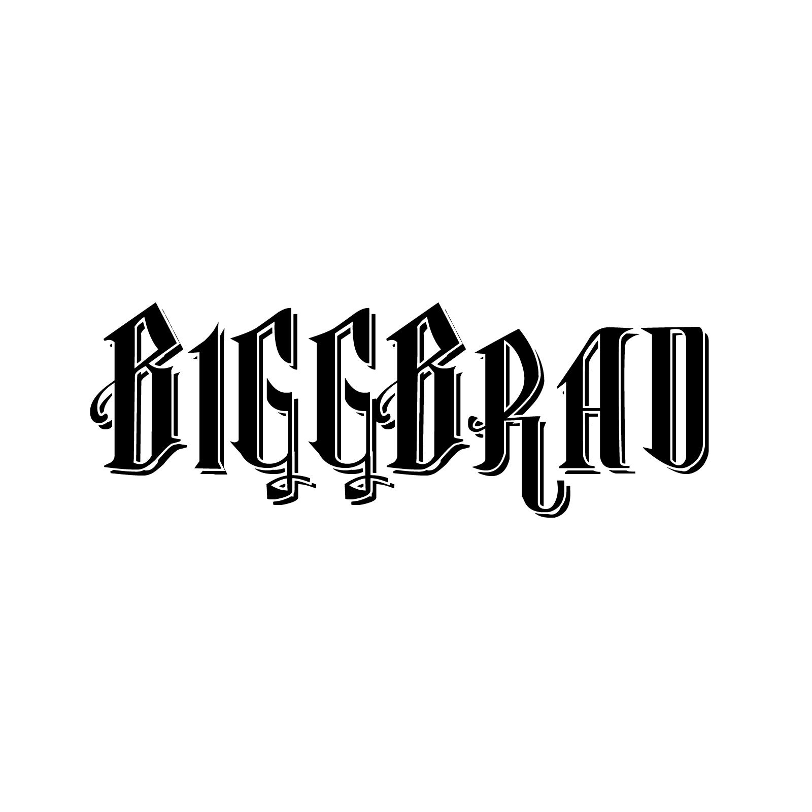 BiggBrad - 'Self Titled' EP
