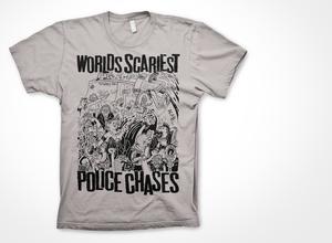 WSPC - adolf hipster t-shirt