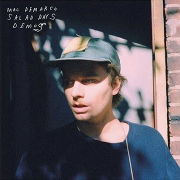 Mac Demarco - Salad Days DEMOS Cassette Tape