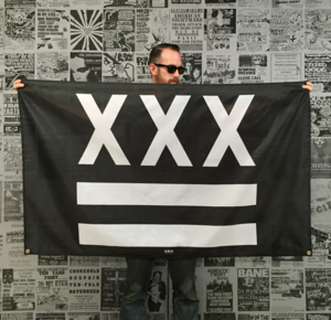 Bridge Nine XXX Banner