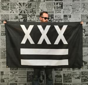 Bridge Nine XXX Banner