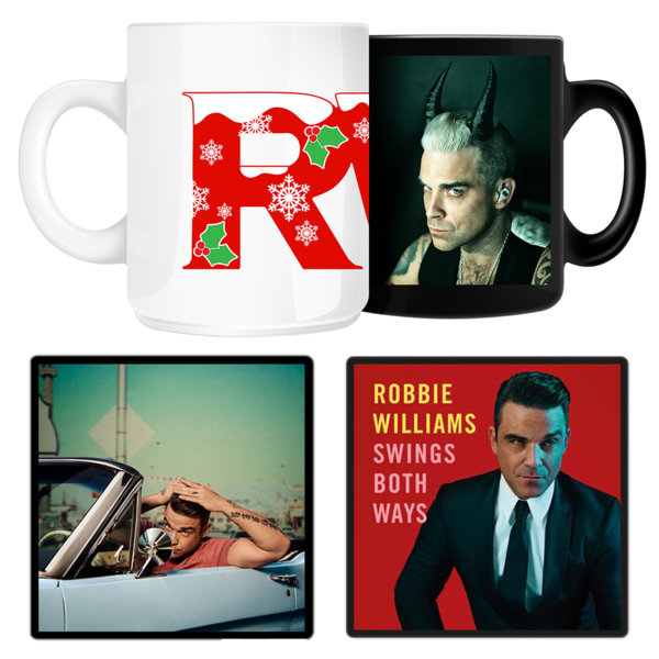 Mugs & Coasters Bundle