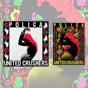 United Crushers CD/LP + Poster Bundle - PREORDER