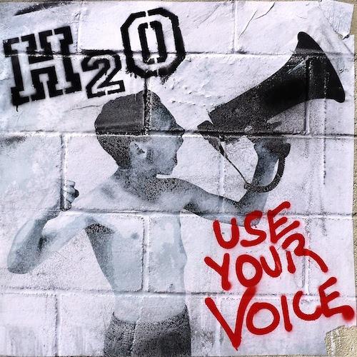 H20 - Use Your Voice LP