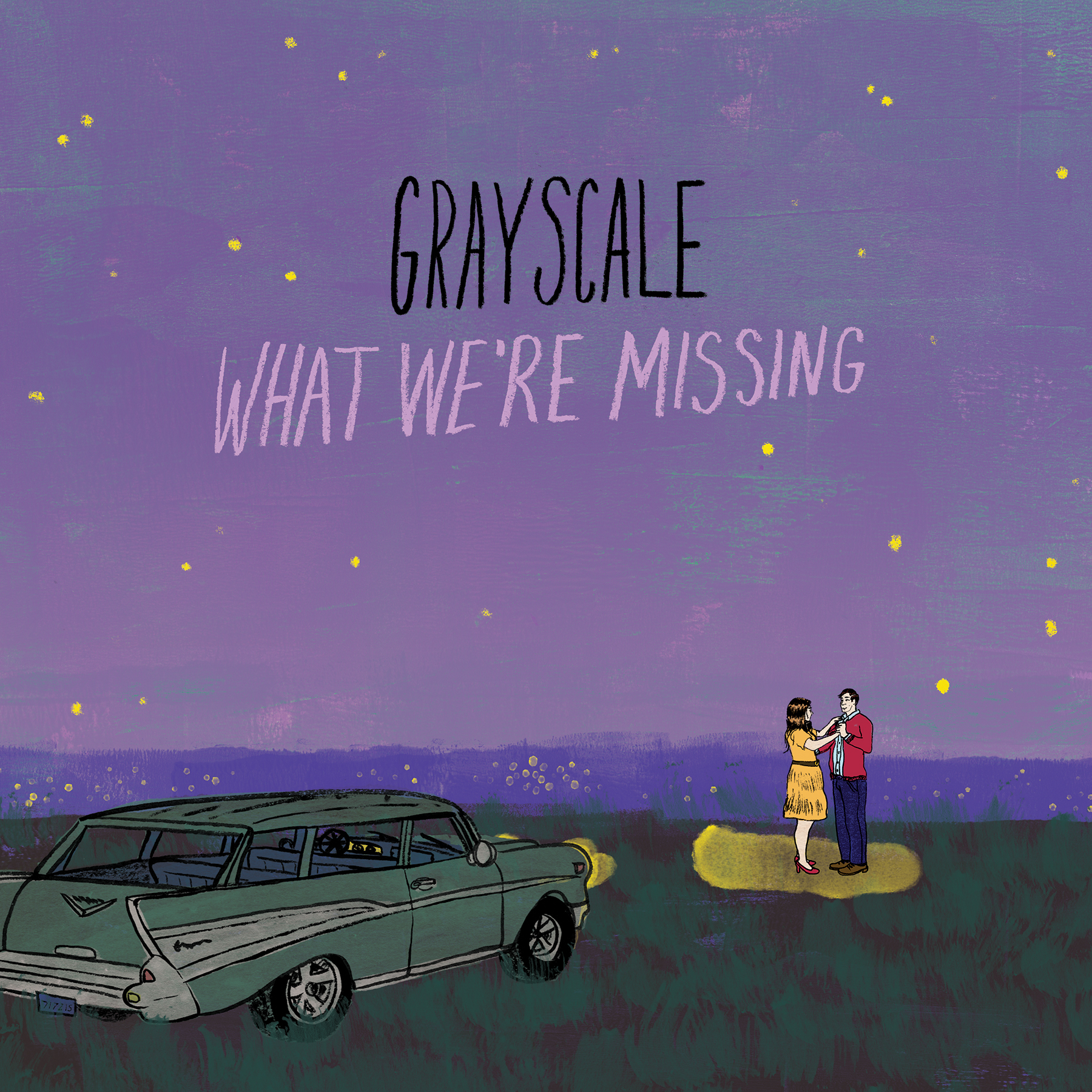(CD, VINYL, or DIGITAL) GRAYSCALE - WHAT WE'RE MISSING