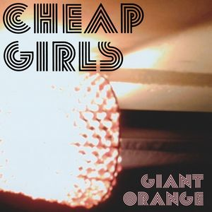 GIANT ORANGE LP/CD