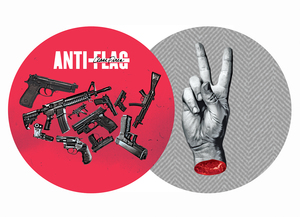 Anti-Flag - Cease Fires (picture disc) LP + MP3