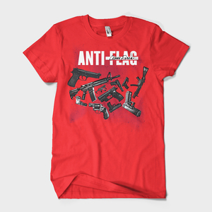 Anti-Flag - Cease Fires t-shirt