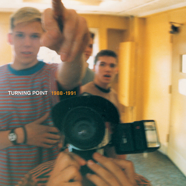 Turning Point - 1988-1991 Discography 2xLP