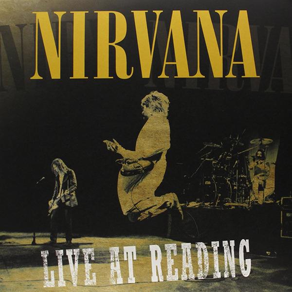 Nirvana - Live at Reading 2xLP