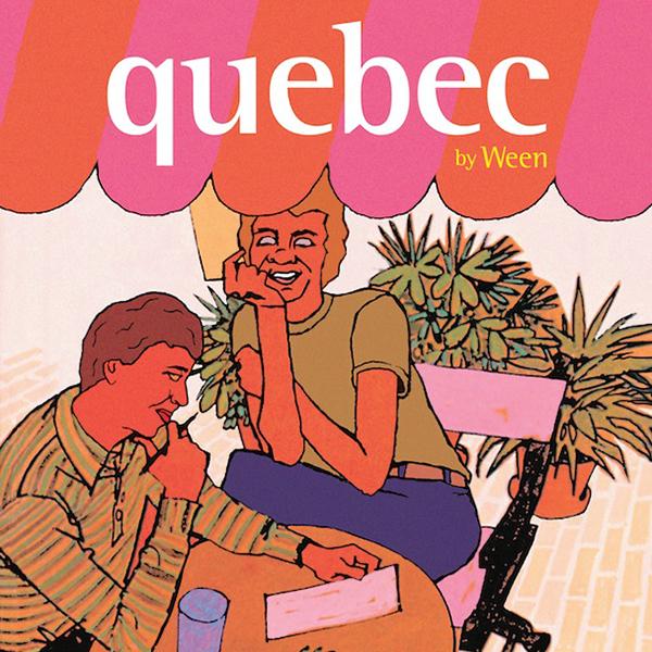 Ween - Quebec 2xLP
