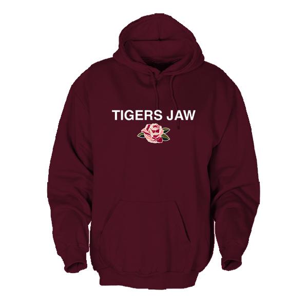 Tigers Jaw - Charmer Hoodie