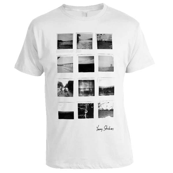Young Statues - Polaroid Shirt