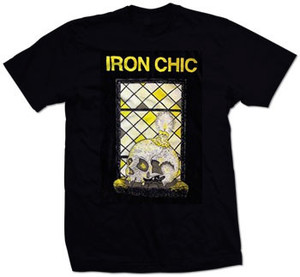 Iron Chic 'Skull' T-Shirt