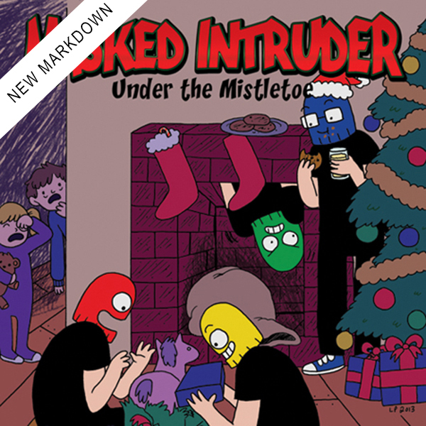 Masked Intruder - Under The Mistletoe 7