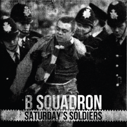 B Squadron Saturday's Heroes 7