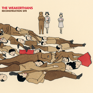 The Weakerthans - Reconstruction Site LP