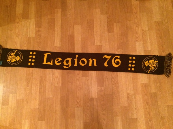 Legion 76 Scarf